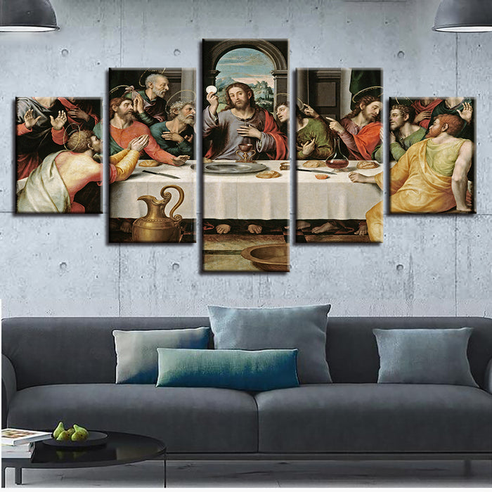 Canvas Painting Wall Art - ChristianMetro