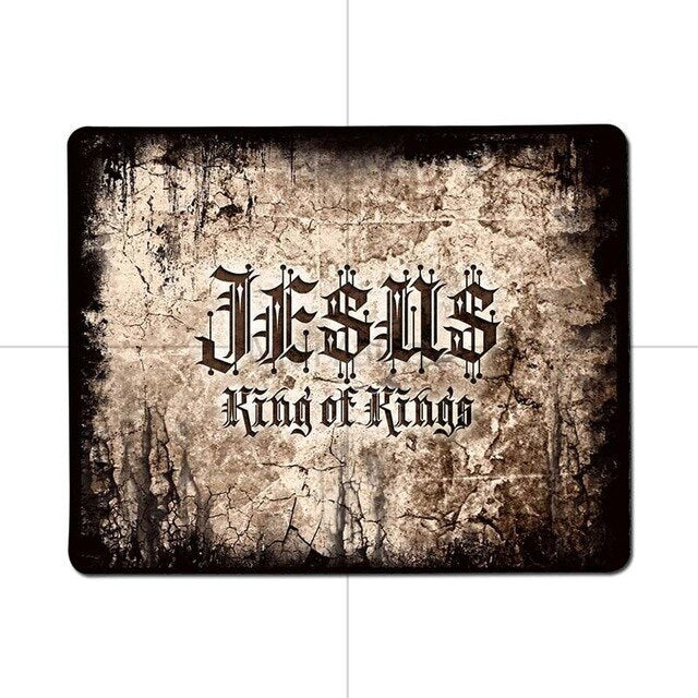 Christian Rubber Mouse Pad - ChristianMetro