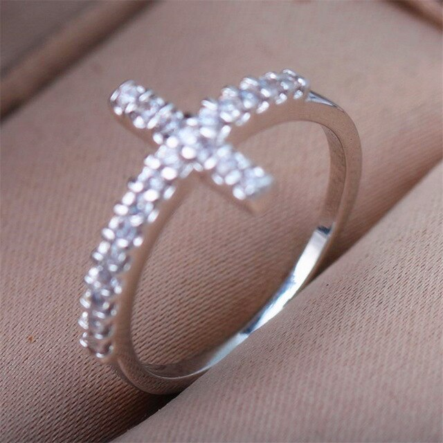 Christian faith Jesus ring - ChristianMetro