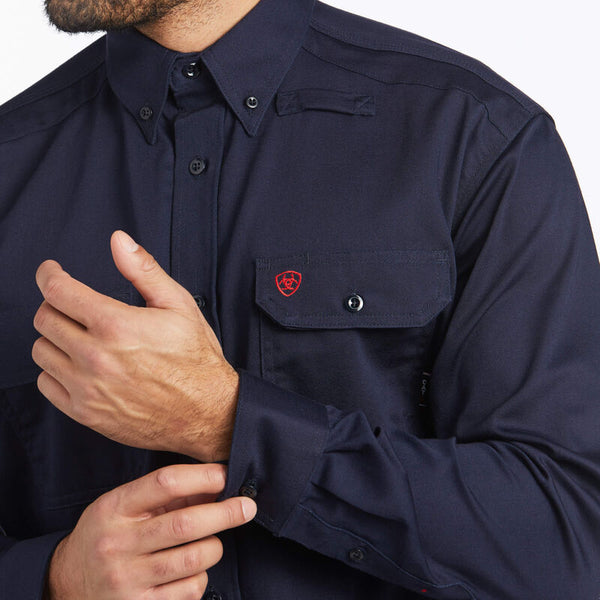 ARIAT FR LIGHT WEIGHT WORK SHIRT