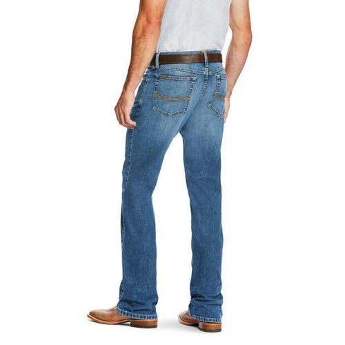 ARIAT M2 RELAXED STRETCH LEGACY BOOT CUT JEAN BRANDON - Patton's