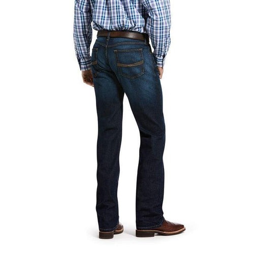 ARIAT M5 SLIM STRETCH LEGACY STRAIGHT LEG JEAN - Patton's