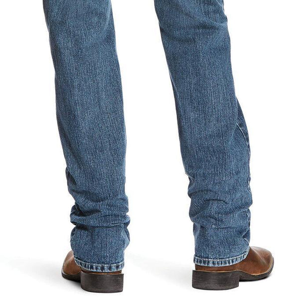 ARIAT M5 SLIM STRETCH LEGACY STRAIGHT LEG JEAN DRIFTER