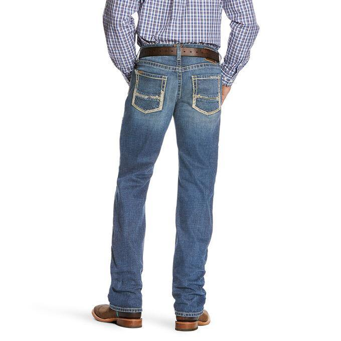 ARIAT M5 SLIM STIRLING STRETCH STRAIGHT LEG JEAN