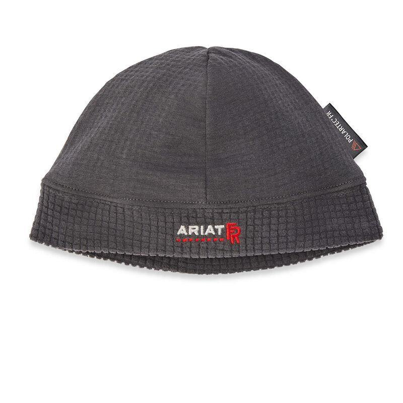 ARIAT FR POLARTEC BEANIE IRON GRAY - Patton's