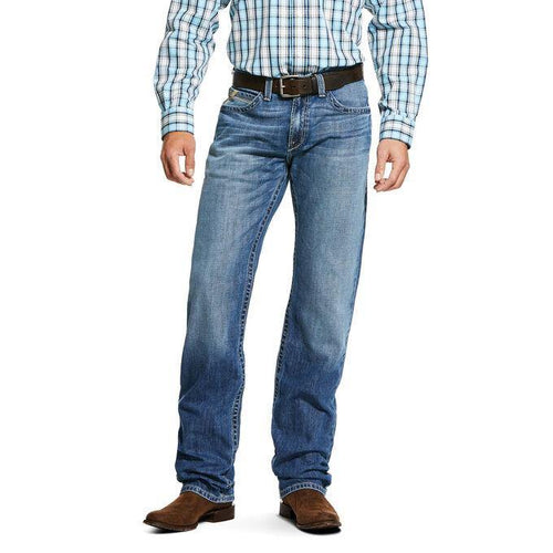 ARIAT M2 RELAXED LASSEN STACKABLE BOOT CUT JEAN - Patton's