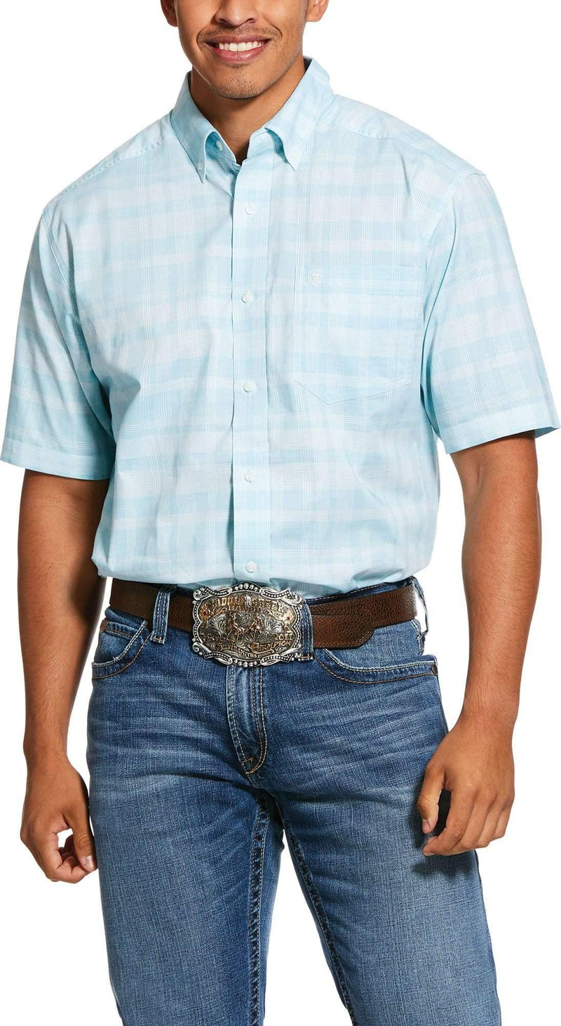 ARIAT PRO NEPTUNE SS BUTTON SHIRT