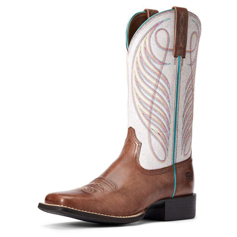 ARIAT WOMEN'S ROUND UP WESTERN BOOT