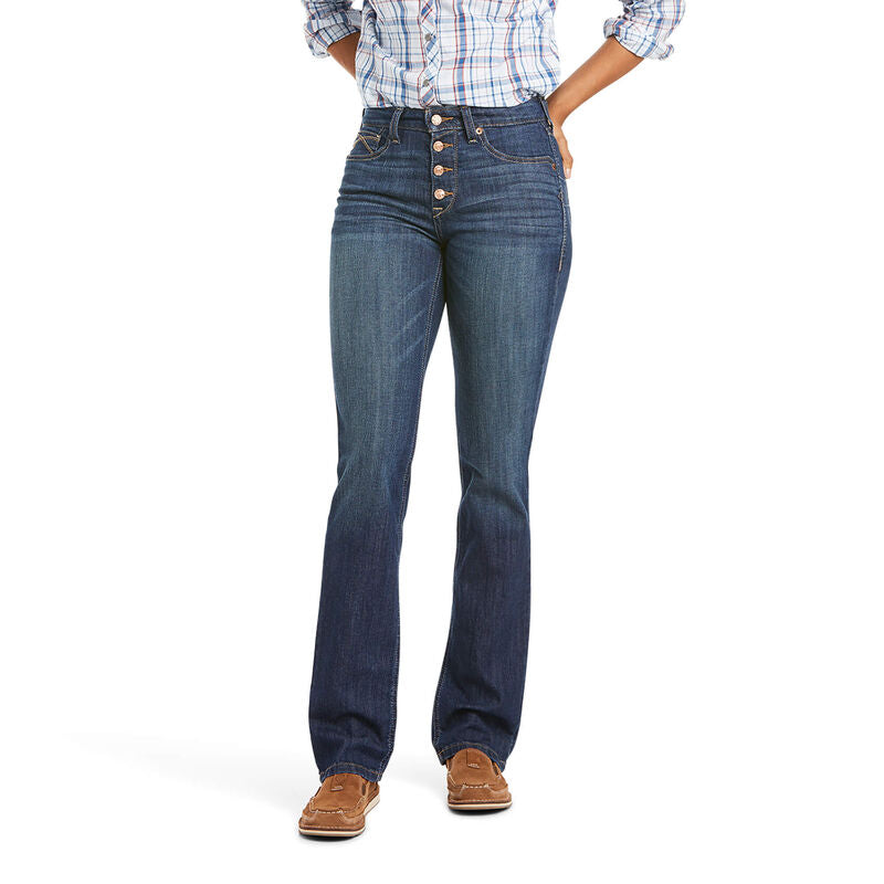 ARIAT WOMEN'S HR KIRSTIN STRAIGHT LEG JEAN