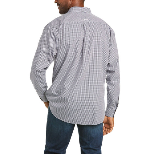 ARIAT WRINKLE FREE RENNON CLASSIC FIT LS BUTTON SHIRT