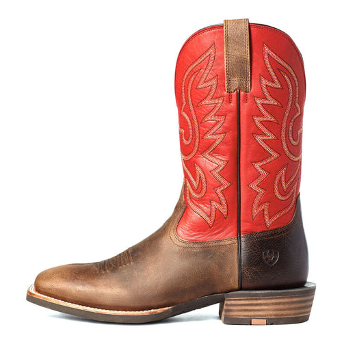 ARIAT ROVER SQUARE TOE WESTERN BOOT