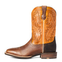 ARIAT QUICKDRAW PINTO SQUARE TOE WESTERN BOOT