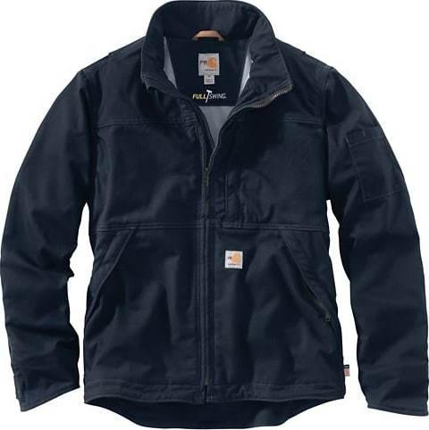 CARHARTT FULL SWING® QUICK DUCK® FLAME-RESISTANT JACKET - Patton's
