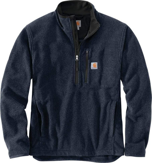 CARHARTT DALTON HALF-ZIP FLEECE JACKET