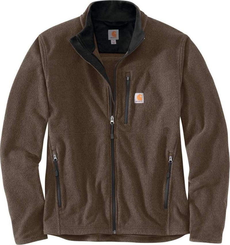 CARHARTT DALTON FULL-ZIP FLEECE JACKET - Patton's