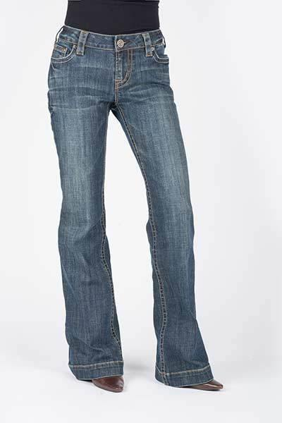 STETSON CITY TROUSER MED WASH - Patton's