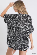 BRILEY POLKA DOT TOP - Patton's