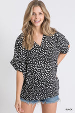 BRILEY POLKA DOT TOP