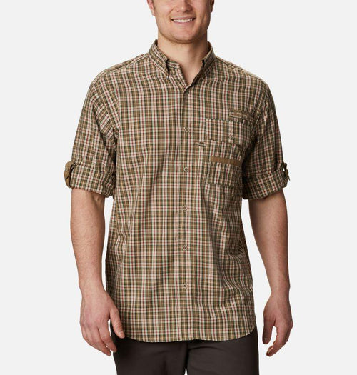 COLUMBIA PHG SUPER SHARPTAIL LONG SLEEVE BUTTON SHIRT - Patton's