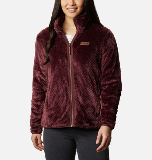COLUMBIA WOMEN'S FIRE SIDE II SHERPA FULL ZIP - Patton's