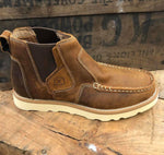 TWISTED X MOC TOE WEDGE SOLE CHELSEA CASUAL