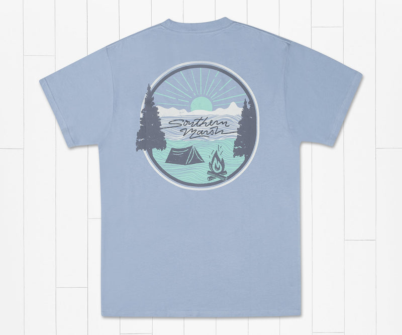 SOUTHERN MARSH SUMMER CAMP SUNSETS SS TEE