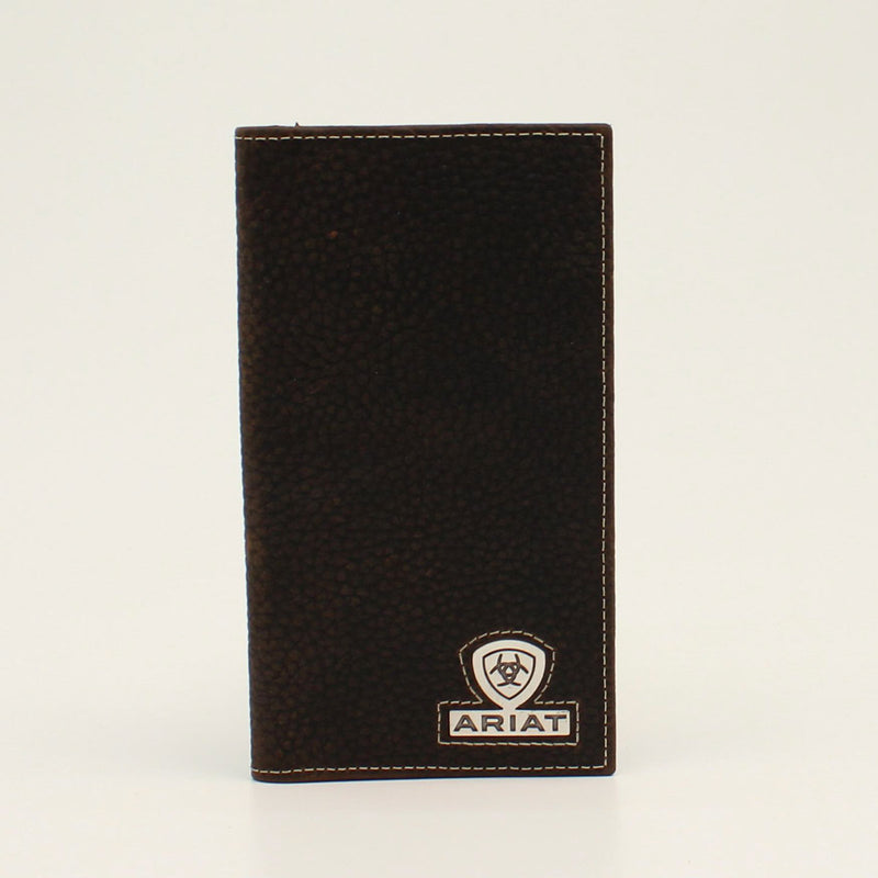 ARIAT RODEO SHIELD LOGO WALLET