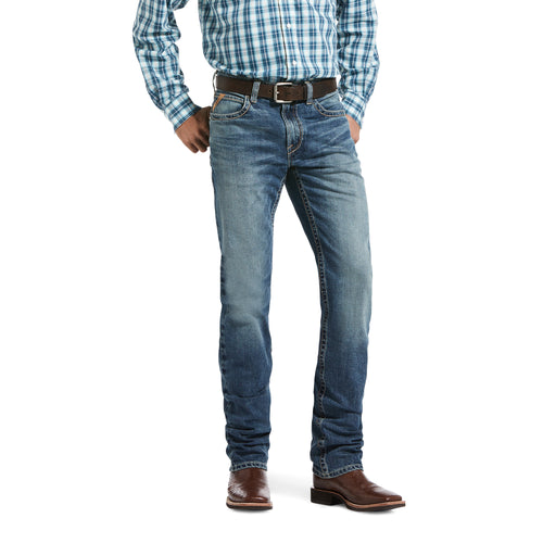ARIAT M5 SLIM STRETCH TANNER STRAIGHT LEG JEAN