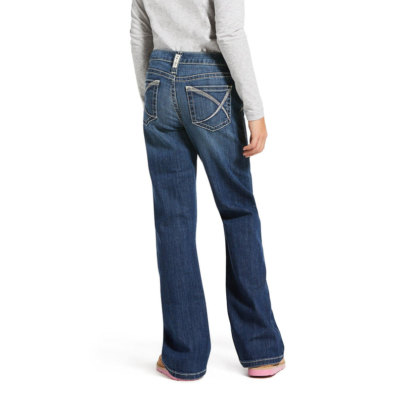 ARIAT GIRL'S STELLA BOOT CUT JEAN - Patton's