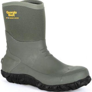 GEORGIA WATERPROOF MID RUBBER BOOT