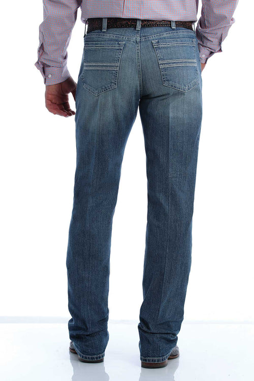CINCH SLIM FIT SILVER LABEL MEDIUM STONEWASH