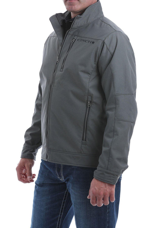 CINCH BONDED JACKET OLIVE - Patton's