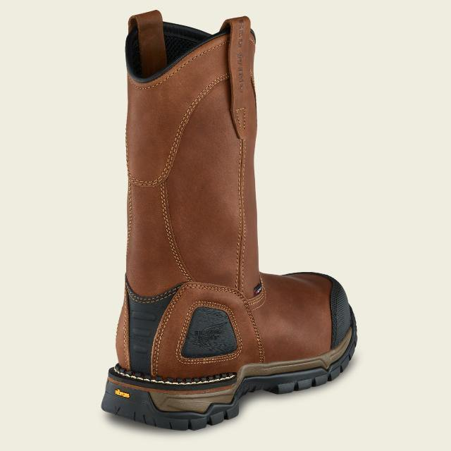 RED WING FLEXFORCE ALUM TOE WORKBOOT