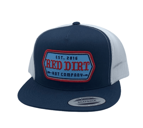 RED DIRT HAT CO HIGH LIFE CAP