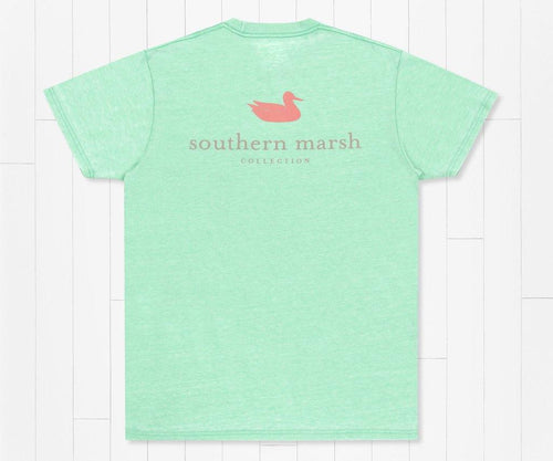 SOUTHERN MARSH SEAWASH™ AUTHENTIC TEE SS - Patton's