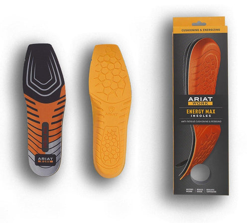 ARIAT ENERGY MAX WORK INSOLE - Patton's