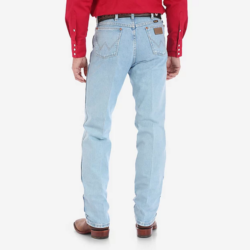 WRANGLER® COWBOY CUT® ORIGINAL FIT JEAN BLEACH - Patton's