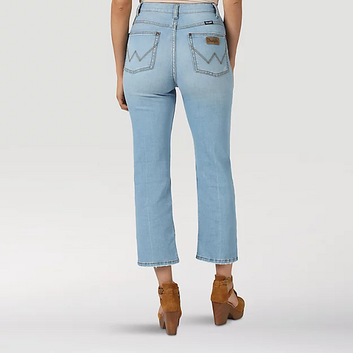 WRANGLER RETRO® HIGH RISE BOYFRIEND JEAN - Patton's