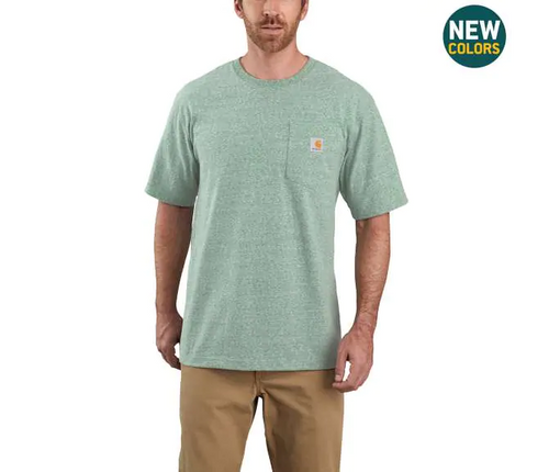 CARHARTT WORKWEAR POCKET T-SHIRT SP 20 COLORS