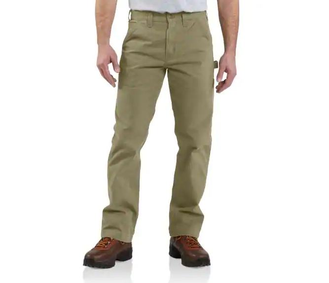 CARHARTT WASHED TWILL RELAXED FIT WORK PANT - Patton's