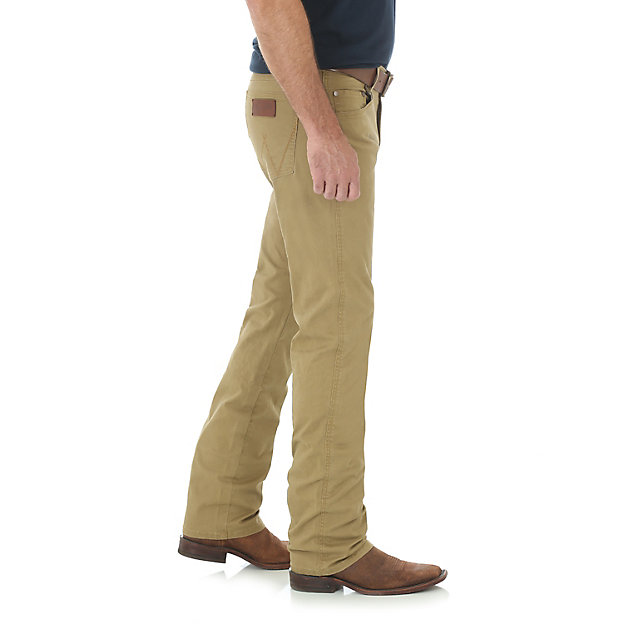 WRANGLER RETRO® SLIM FIT STRAIGHT LEG PANT