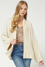 KENZY OPEN FRONT CARDIGAN - Patton's