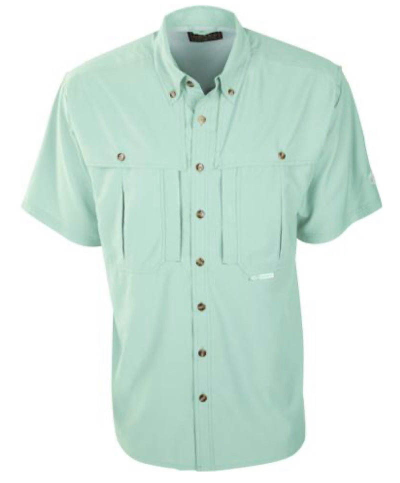 DRAKE FLYWIGHT WINGSHOOTER'S SHIRT S/S