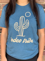 RODEO TRIBE WHIMSY CACTUS GRAPHIC TEE