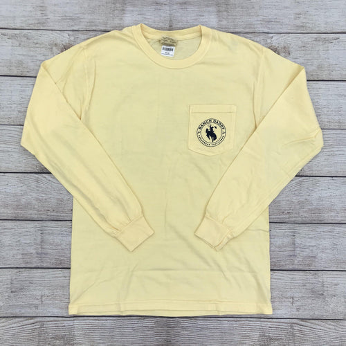 RANCH DADDY BUCKER SEAL LS TEE