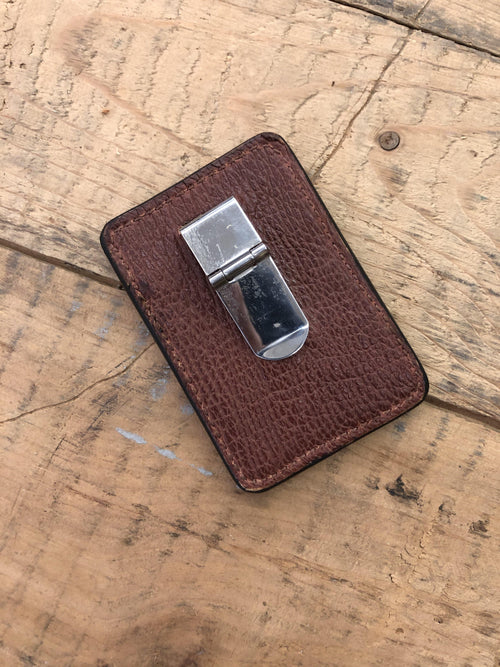 HP CUSTOM FRONT POCKET MONEY CLIP CARD POCKET - Patton's