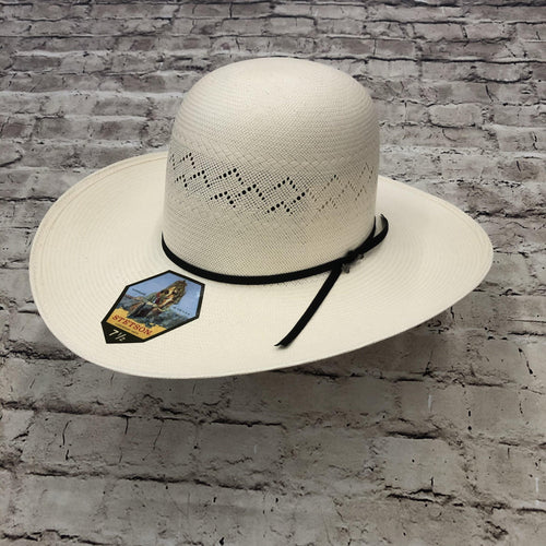 STETSON 10X ROCKY TOP OPEN CROWN - Patton's
