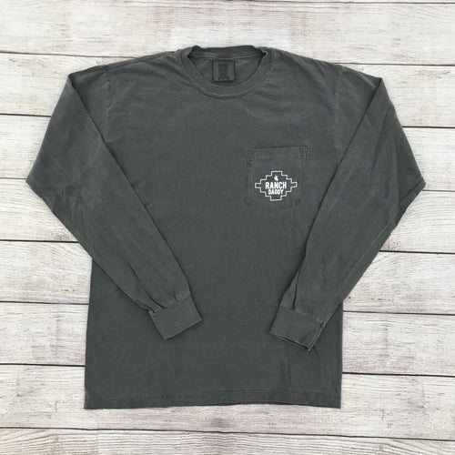 RANCH DADDY SANTA FE LS TEE