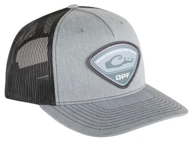 DRAKE DPF TRI PATCH CAP