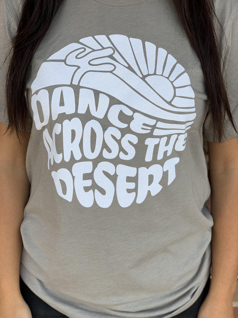 RODEO TRIBE DANCE ACROSS THE DESERT GRAPHIC TEE
